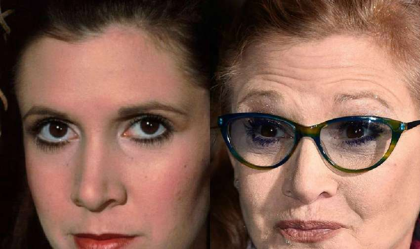 Princesa Leia (Carrie Fisher)