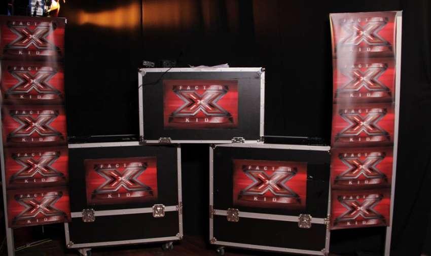 No te pierdas el gran estreno de Factor X Kids