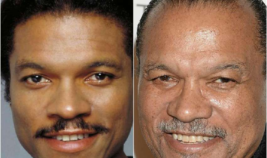 Lando Calrissian (Billy Dee Williams)