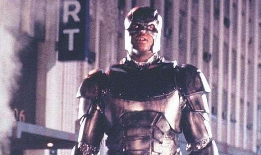 El Steel de Shaquille O'Neal que vimos en 1997 parece la versión 'low cost' de Iron Man.