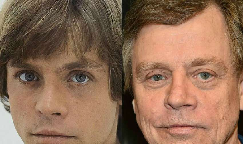 Luke Skywalker (Mark Hamill)