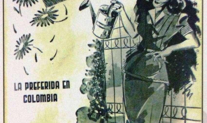Publicidad colombiana.