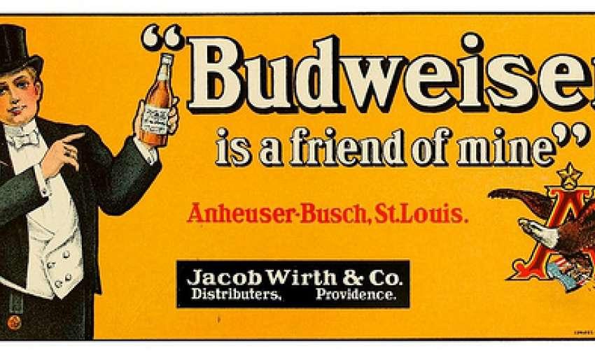 En el 1876, la empresa Anheuser-Busch crea una cerveza ligera en Saint-Louis.