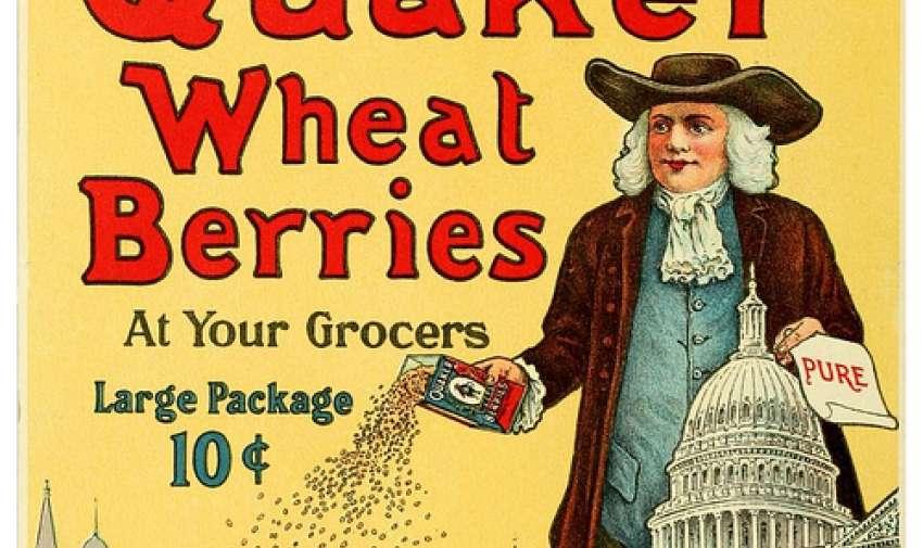 Quaker Oats Company es una corporación estadounidense de alimentos con sede en Illinois, Chicago. Fundada en 1901 por la fusión de tres compañías, todas las cuales vendían productos hechos de avena.