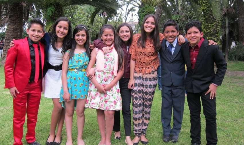 ¡Estos son los grupos finalistas de Factor X Kids!