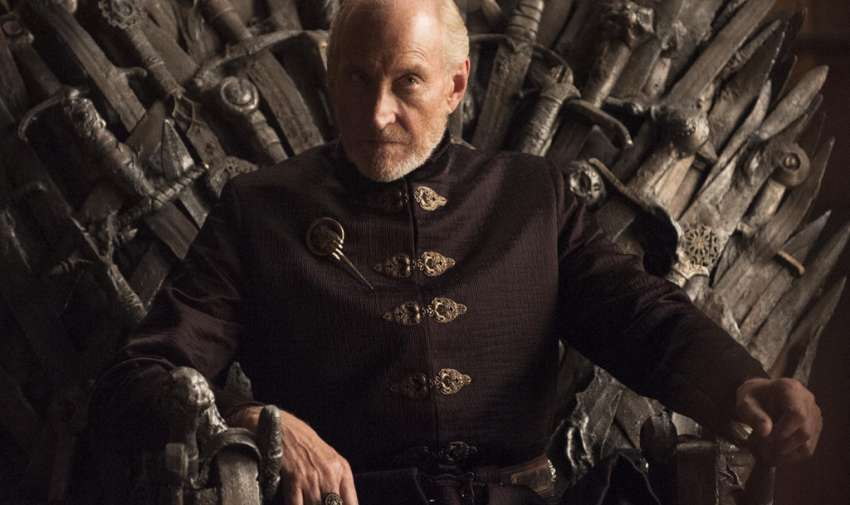 Tiwin lannister muere en la cuarta temporada.