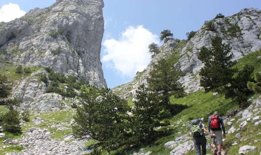 Alpes Dináricos / Livno, Bosnia