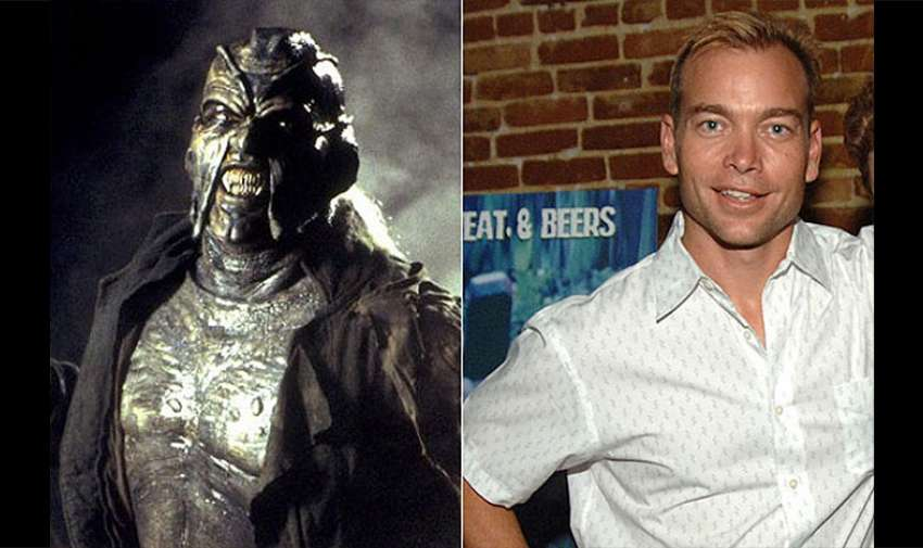 "The Creeper, la criatura de las películas ""Jeepers Creepers"" fue interpretado por Jonathan Breck"