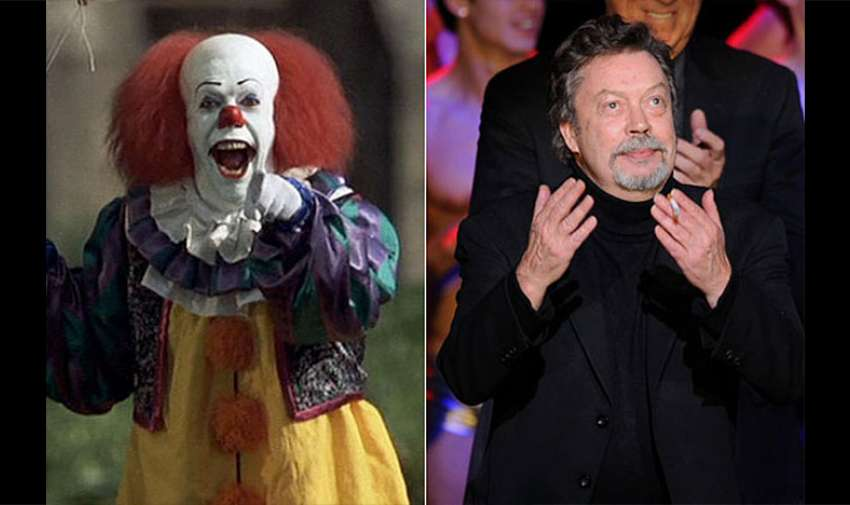 Pennywise de la película It (1990) fue interpretado por el actor Tim Curry