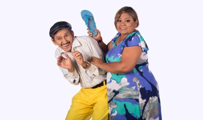 Agapito y Dona Gioco llegan a compartir sus aventuras.