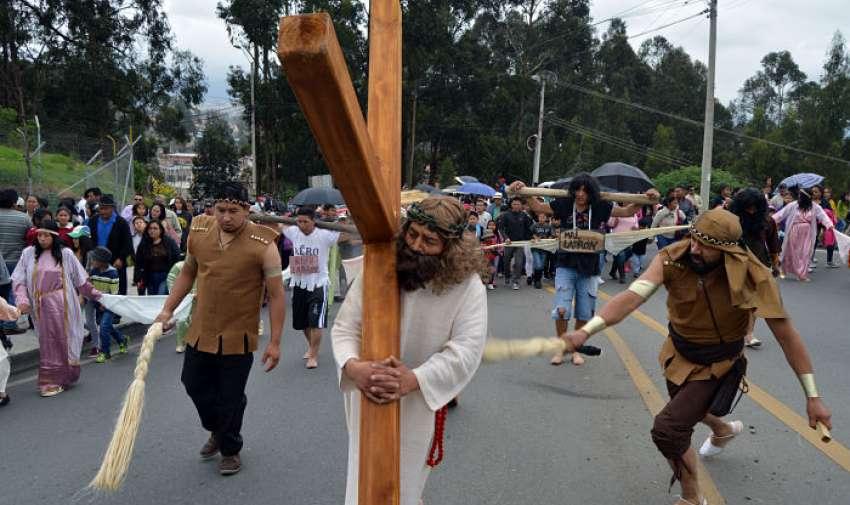 Procesión Cuenca