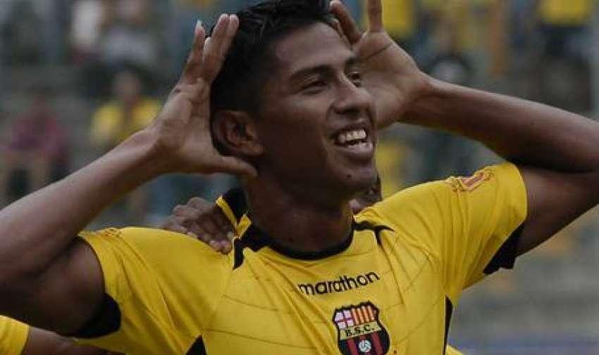 David Quiroz jugó en 2008 en BSC.