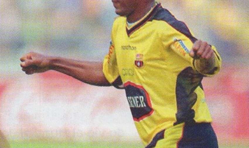 Eduardo Hurtado jugó en 1996 y 2002 en Barcelona.