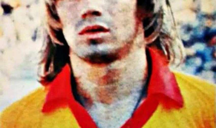 Mario Saralegui estuvo en Barcelona en 1990.