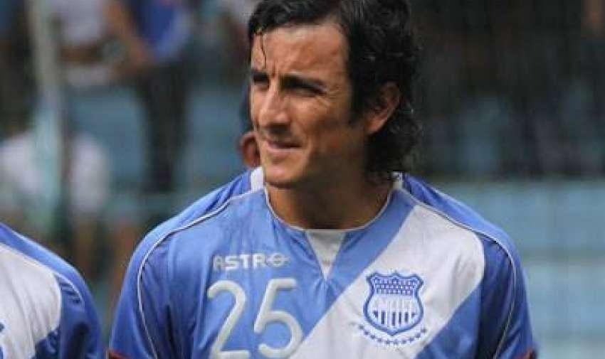 El delantero estuvo en 2012 en Emelec.