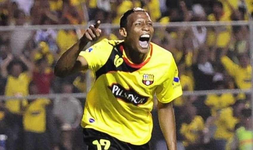 Vinicio Angulo debutó en Barcelona entre 2009 y 2011.