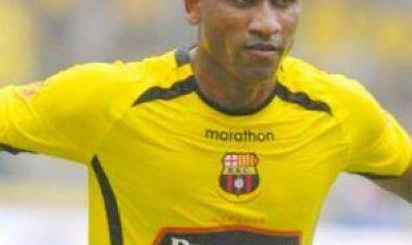 Jorge Guagua llegó a BSC como una de las figuras del campeonato en 2008.