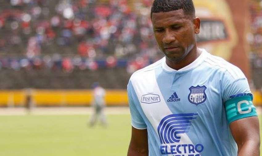 """El """"Patrón"""" jugó en 2007 y en 2014-2018 en Emelec."""