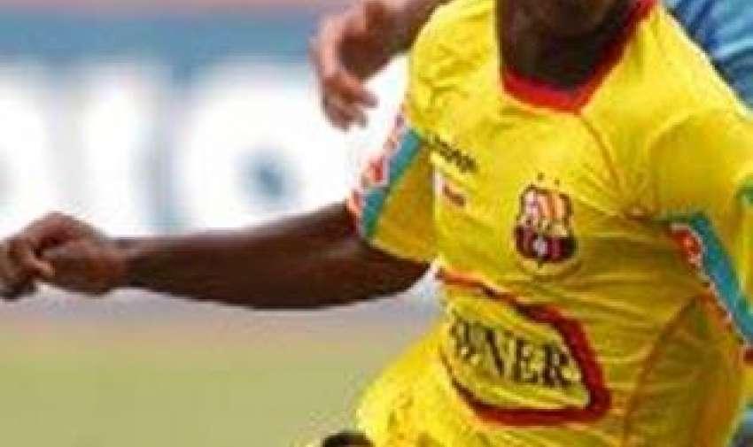 Miller Bolaños estuvo dos años en Barcelona, 2006-2007.
