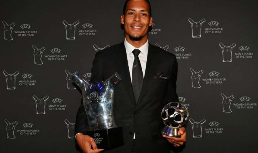 FOTO: @ChampionsLeague
