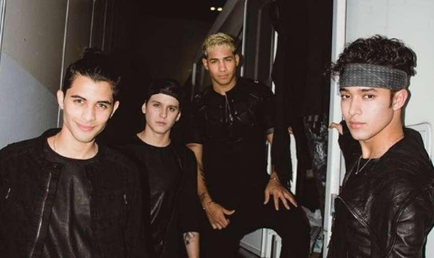 CNCO nació en 2015, con los ganadores del reality show 'La banda'.   Foto: Instagram CNCO