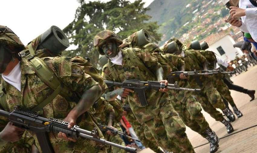 """Gobierno colombiano """"no tiene ninguna intención de realizar acciones ofensivas en contra""""de Venezuela. Foto: Archivo"""