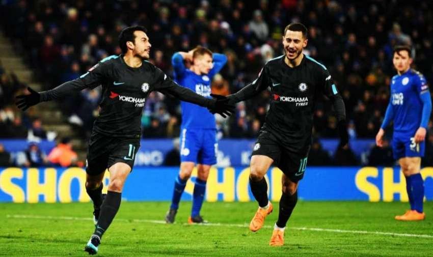 Chelsea se enfrentará al Southampton por las semifinales de la Copa de Inglaterra.