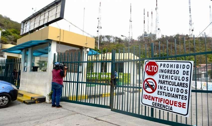 GUAYAQUIL, Ecuador.- El lugar se mantiene cerrado al público desde el 8 de diciembre de 2017. Foto: API.