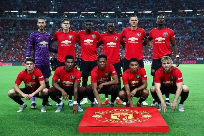 Resultado de imagen para manchester united