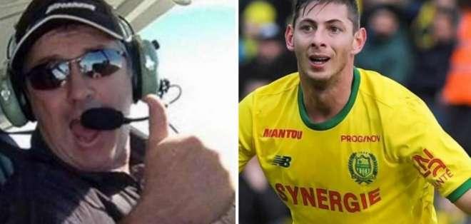 El piloto del vuelo de Emiliano Sala se accidentó en 1995