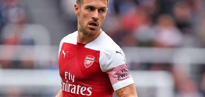 Aaron Ramsey, figura del Arsenal.