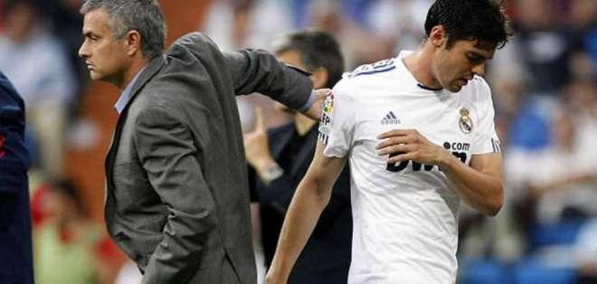 """Kaká: """"Me pasé tres años intentando convencer a Mourinho"""""""