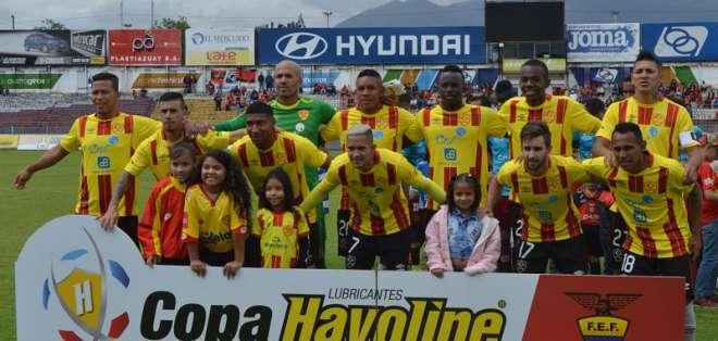 El jugador ecuatoriano llega procedente del Aucas. Foto: API
