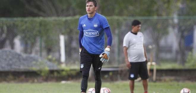Ayrton Morales en su paso por Emelec