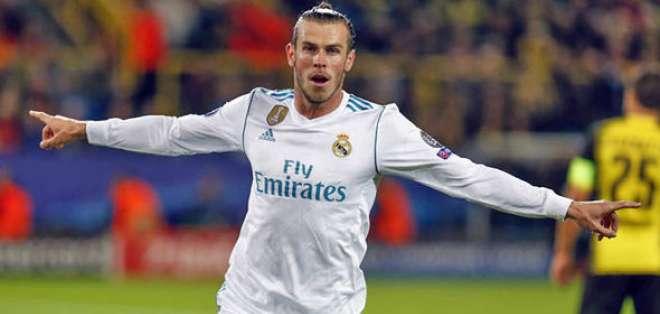 Gareth Bale, figura madrileña.