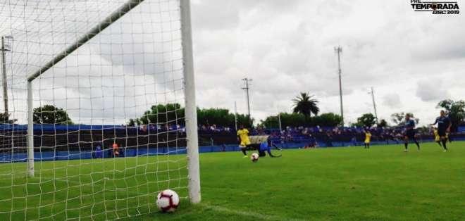 Los 'amarillos' vencieron 3-2 a Liverpool de Uruguay. Foto: Tomada de @barcelonaSC