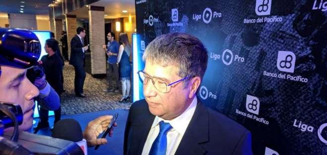 El entrenador de la selección ecuatoriana dijo que es bueno para él tener más opciones. Foto: Archivo