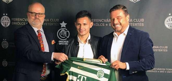 Matías Rodríguez sería nuevo jugador de Universidad Católica