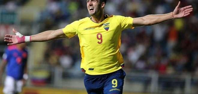 Campana logró ser el goleador del torneo