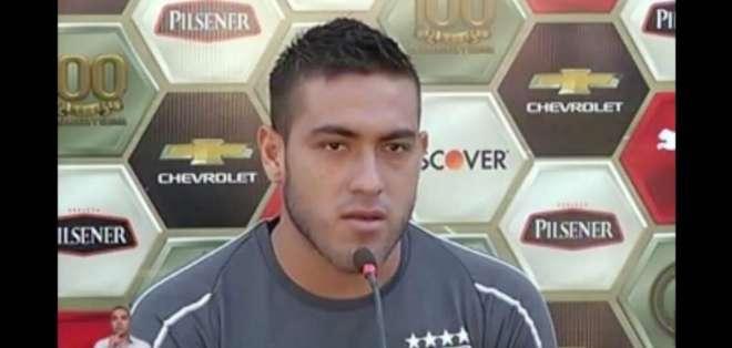 Andrés Chicaiza, figura de LDUQ.