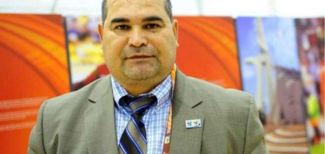 Chilavert, ex arquero de Paraguay.