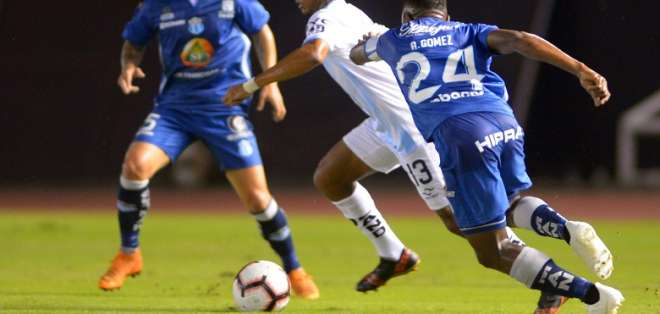 El City logró un punto en casa ante Macará