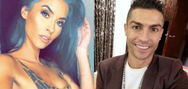 "Expareja de Cristiano Ronaldo: ""Es un psicópata"""