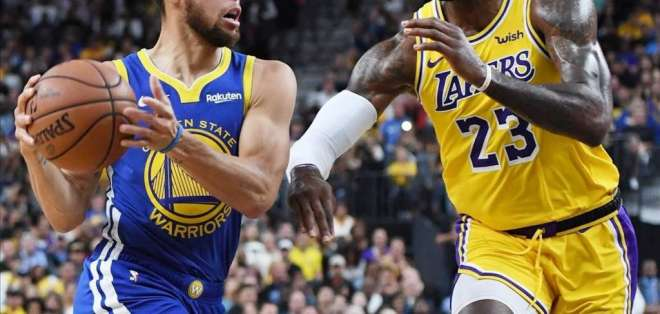 Lakers y Warriors