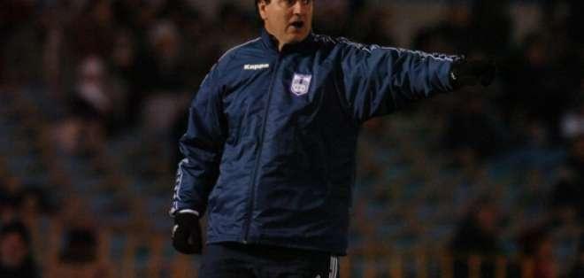 Jorge Da Silva, entrenador de Defensor Sporting.