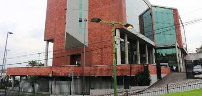Edificio de la FEF en Guayaquil.