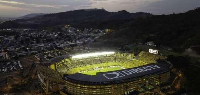 Estadio Monumental, casa de BSC