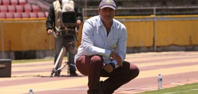 Eduardo Favaro, estratega de Auca.
