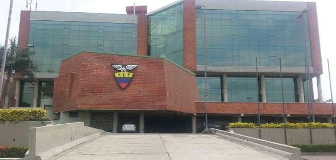 Edificio de la FEF en Guayaquil