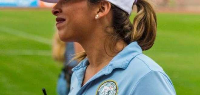 Fiorella Avellán. Foto: Cortesía